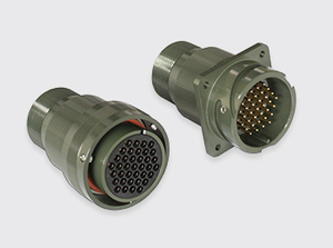 RC02系列-圆形连接器
