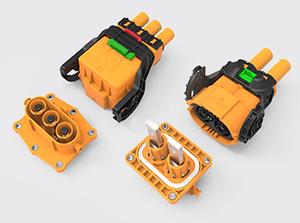 高压连接器(塑胶)