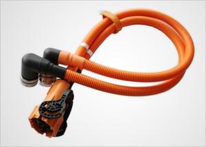 兩芯高壓連接線束組件